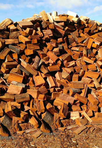 Firewood available at West Coast Timbers